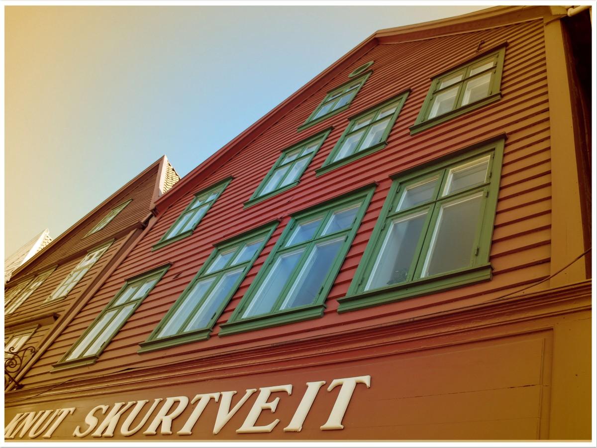 Norwegen III: Bergen - Die Stadt im Regen?
