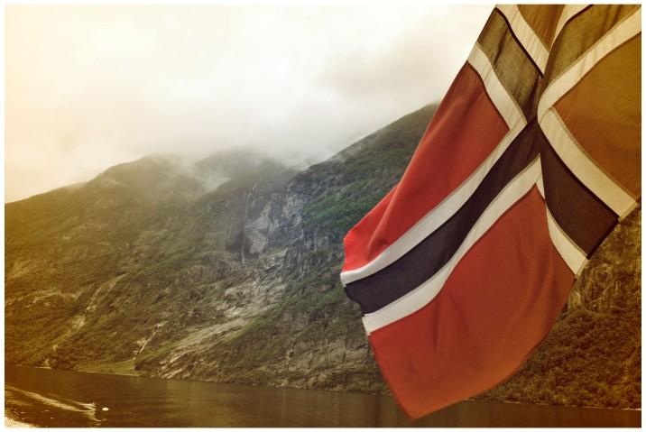 Geirangerfjord)