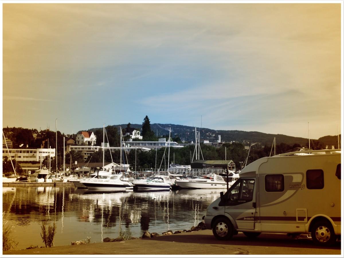 Norwegen I: Ankunft in Oslo