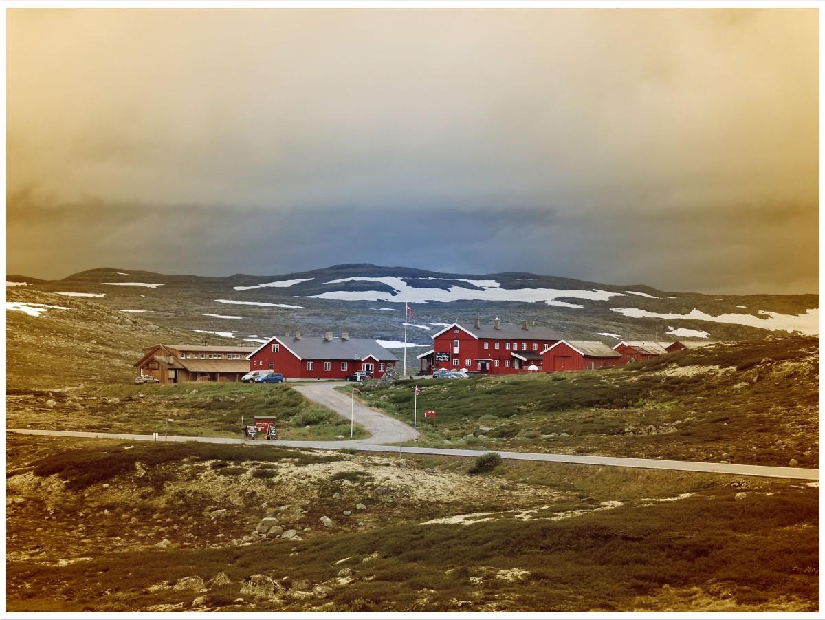 Norwegen II: Über die Hardangervidda von Oslo nach Bergen