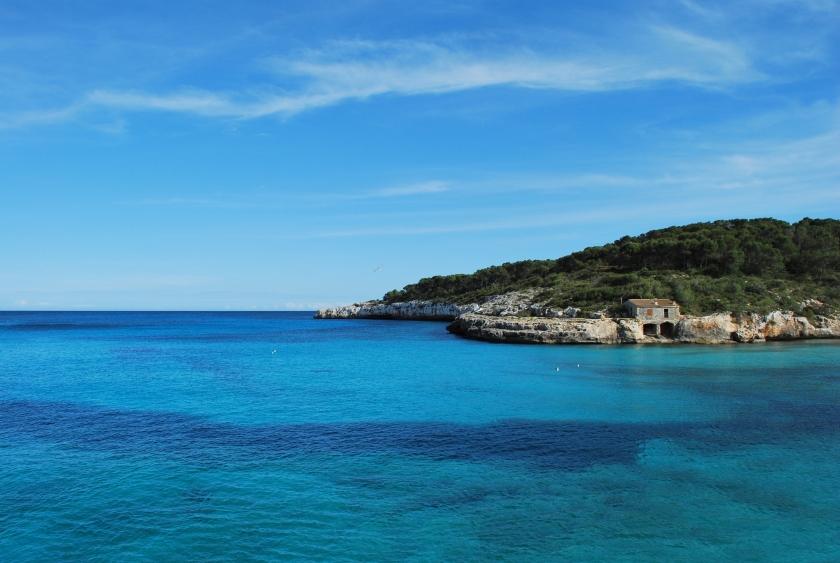 Mallorca_S'Amarador_Meer