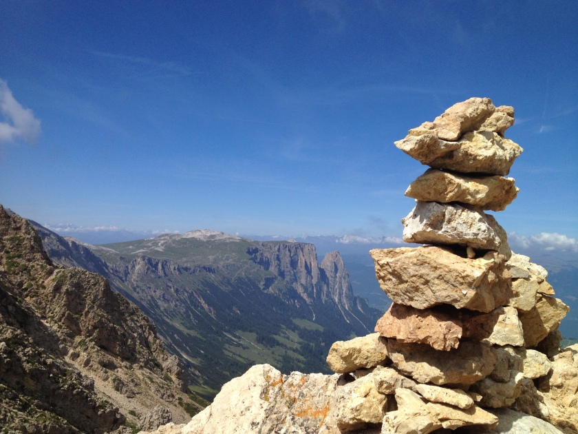 Bergsommer Seiser Alm_Gipfel