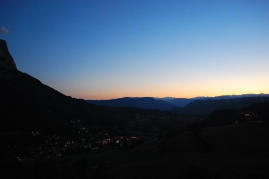 Urlaub Bauernhof_Südtirol_Bergpanorama