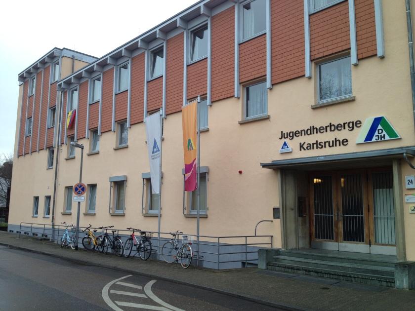 Jugendherberge Karlsruhe_I