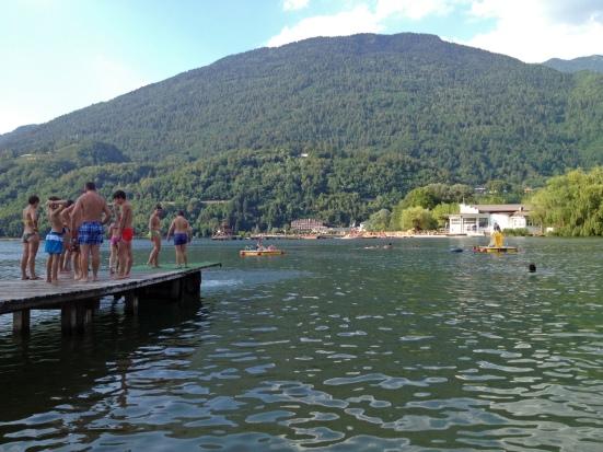 Lago Levico Baden_I