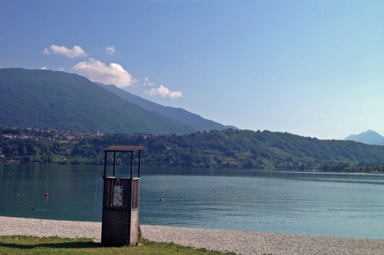 Caldonazzo-See