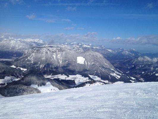 SkiweltWilder Kaiser III