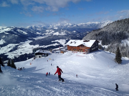 SkiWelt Wilder Kaiser II