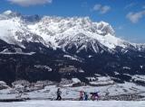 Skifahren vor der Haustür: SkiWelt WilderKaiser