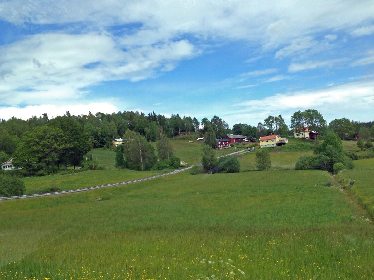 Großer See, kleines Land: Durch Dalsland an den Vänern-See