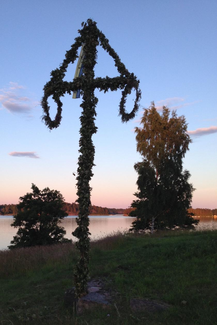 Mittsommerbaum