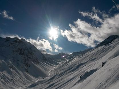Gletscherstraße Sölden