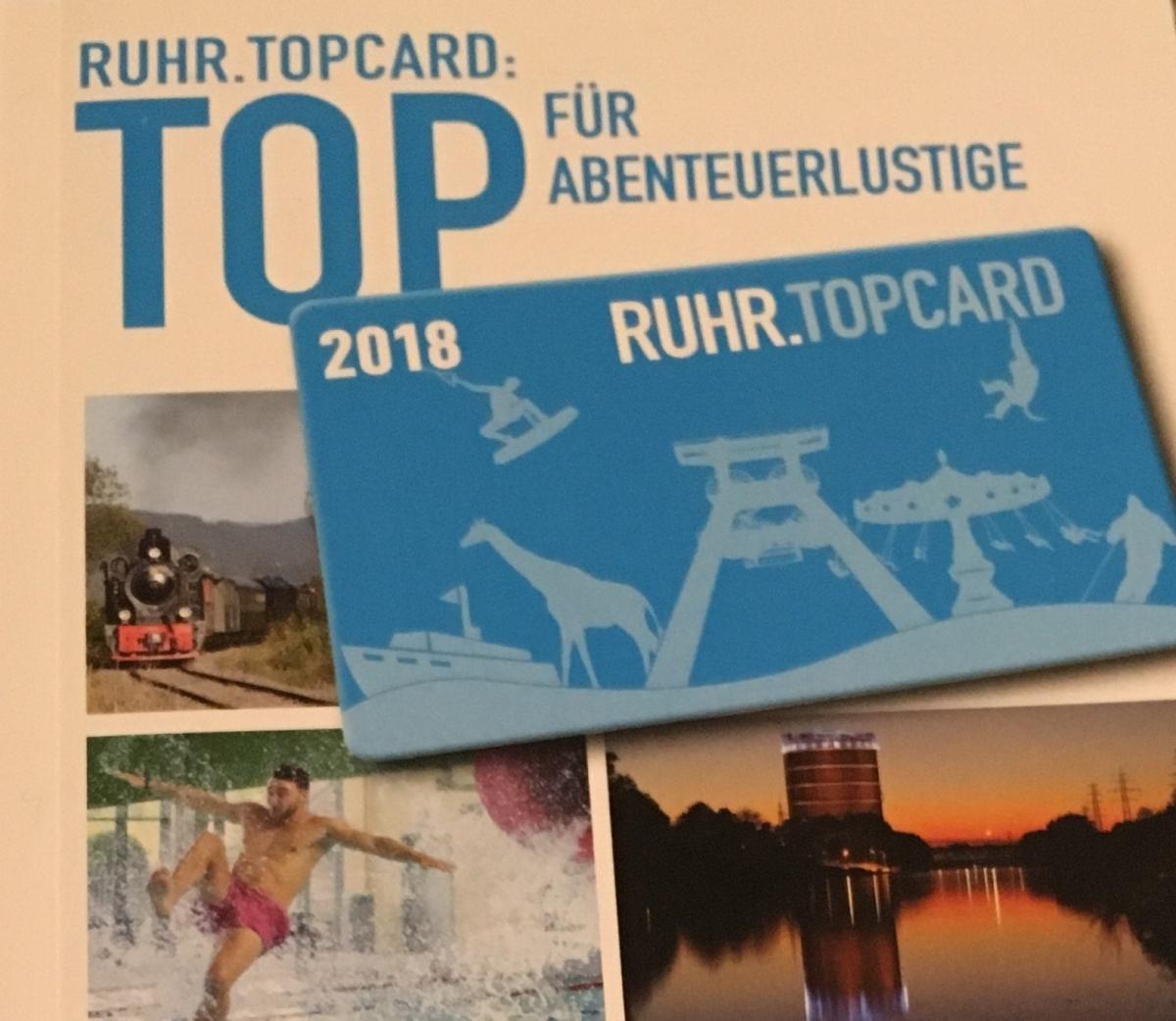 Ein Jahr mit der RUHR.TOPCARD